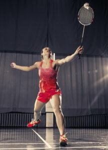Badminton Test