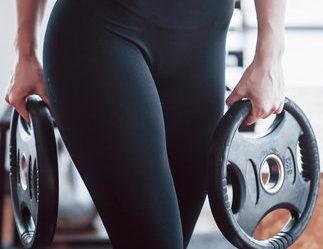 Gewichtsweste Test